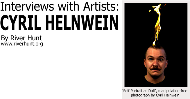Cyril Helnwein Interview