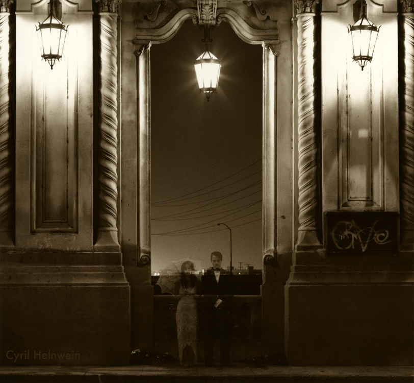 """Love's Tragic End"", photograph by Cyril Helnwein"