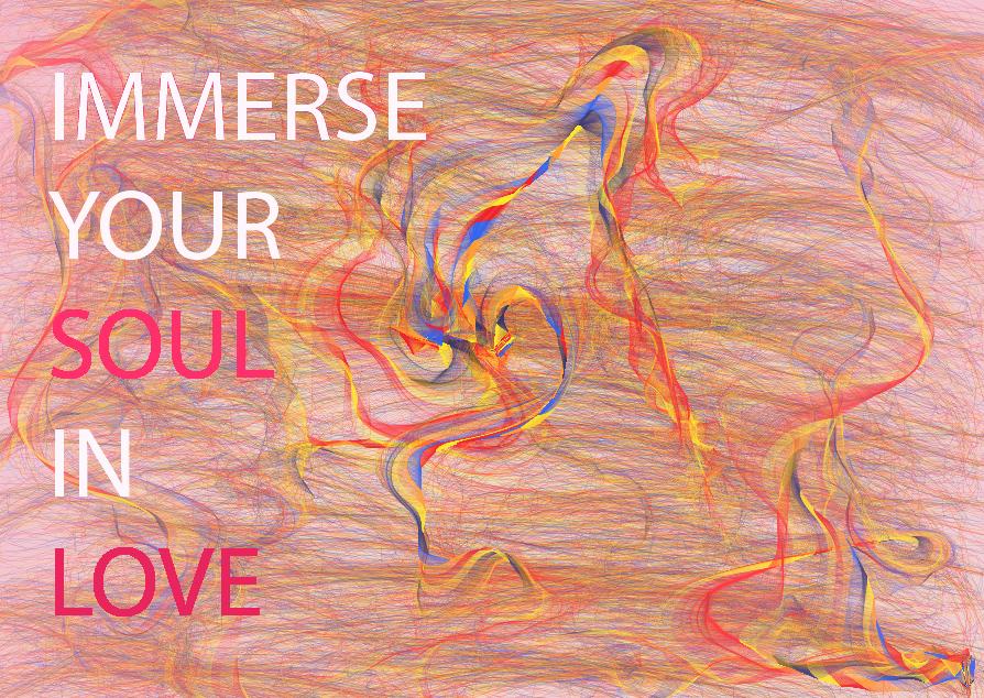 Digital Art: Immerse Your Soul...