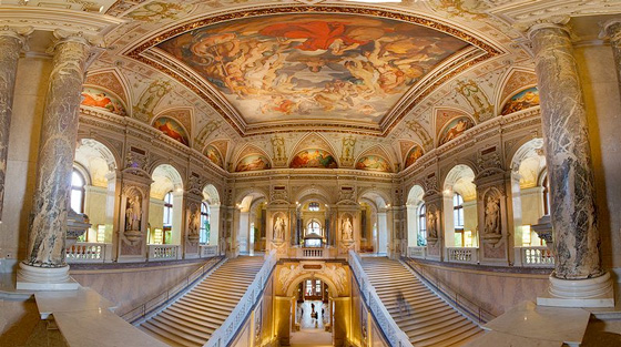 Natural History Museum, Vienna - photograph by Matthias-Kabel